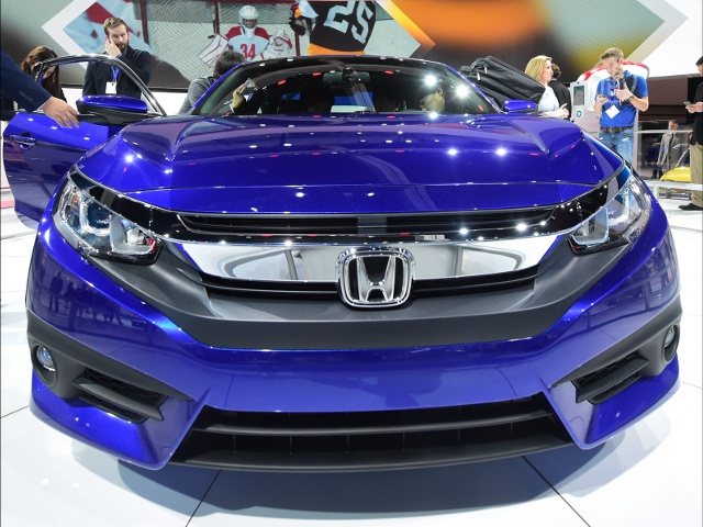 Honda Civic и Volvo XC90 – автомобили года в США
