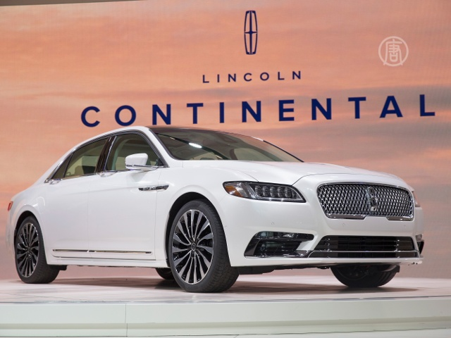 Премиум-бренд Lincoln намерен конкурировать с BMW