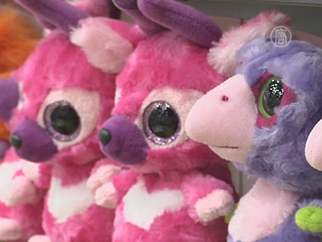 В Китае ожидают роста продаж детских игрушек
