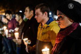 Сирийцы в Стамбуле поминают погибших