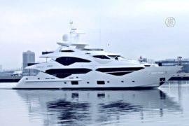 На London Boat Show дебютировала 40-метровая яхта