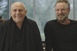 Стинг и Питер Гэбриэл едут в совместное турне