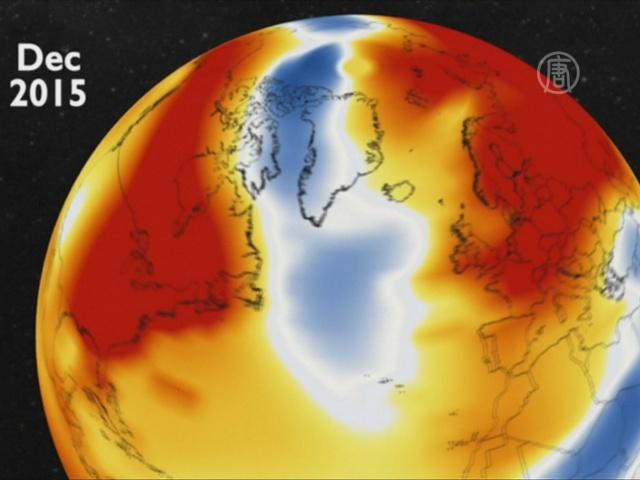 2015 год стал самым жарким