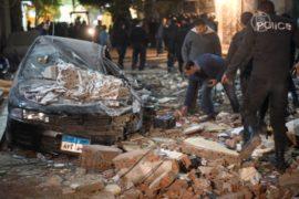 Взрыв в Гизе: погибли гражданские и полиция