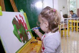 В школах Монтессори в центре обучения – ребёнок