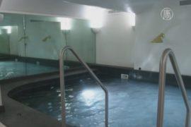 В спа-салоне Лондона – вода из Средиземного моря