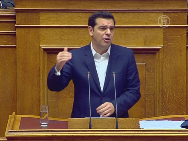 Греция: парламент обсуждает пенсионную реформу