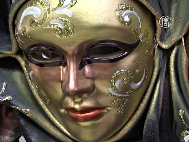 Венецианский карнавал: как создаются костюмы