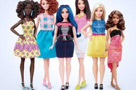 Барби сделают с более пышными формами