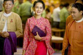 В Мьянме выберут новое правительство и президента