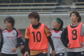 Японские регбистки готовятся к Олимпиаде