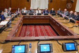 Переговоры по Сирии продолжились несмотря на теракт