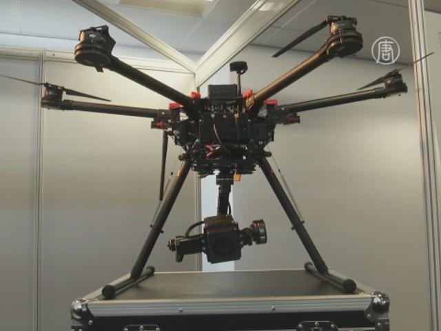 Выставка SkyTech: как можно использовать дроны?