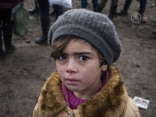 10 000 детей-мигрантов пропали без вести в Европе