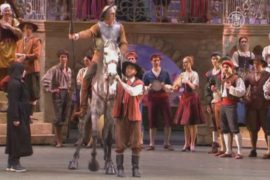 «Дон Кихот» вернулся на сцену Большого театра