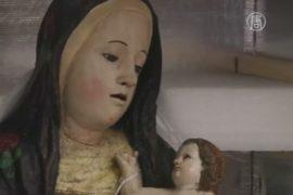 Эквадор вернул украденные древности