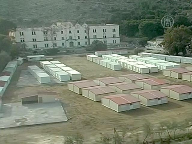 Греция ускорит строительство центров для мигрантов