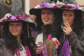 В Кёльне и Майнце прошёл Женский карнавал