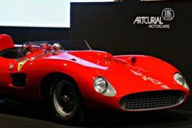 Ferrari 1957 года продан за рекордные €32 млн