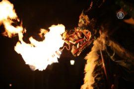 В Москве отметили Китайский Новый год