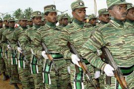 В Шри-Ланке расследуют военные преступления