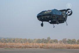 В Израиле строят огромный беспилотник