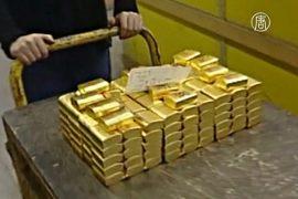 Мировая цена на золото поднимается