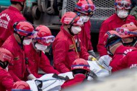 Число жертв землетрясения в Тайнане возросло до 94