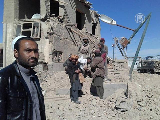 Отчёт ООН по Афганистану: число жертв войны растёт