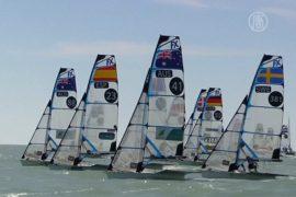 Флорида: Мировой чемпионат по парусному спорту