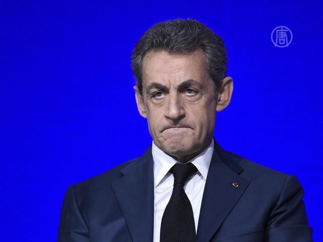 В отношении Николя Саркози начали расследование