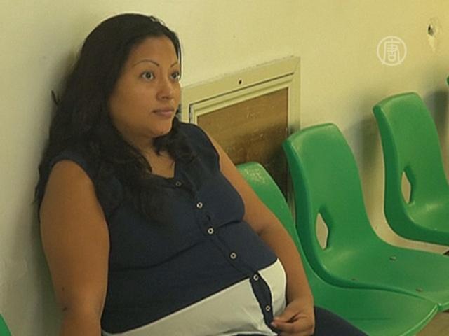 В Мексике Зика выявлена у шести беременных
