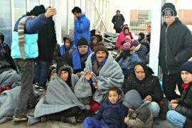 200 мигрантов вернули из Сербии в Хорватию