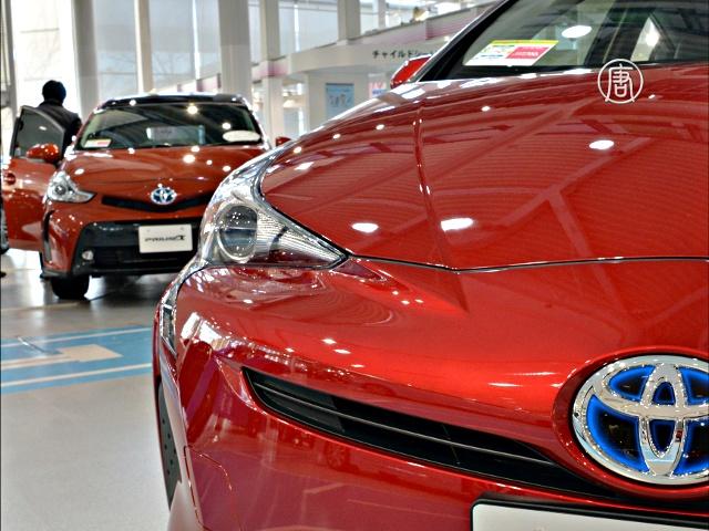 Toyota отзывает 2,9 млн автомобилей по всему миру