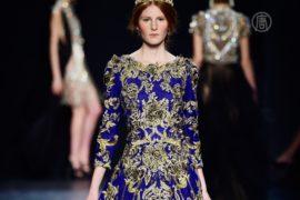 Неделя моды в Нью-Йорке: коллекция Marchesa