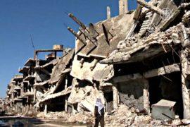 Жители Хомса возвращаются домой в руины
