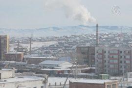 Улан-Батор погружается в смог из-за угольных печей