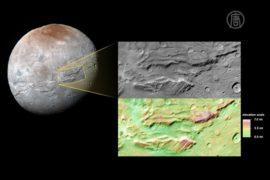 На Хароне мог существовать подповерхностный океан