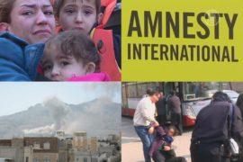 Amnesty International: права человека в опасности