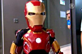 Сидней: приключения «Железного мальчика»