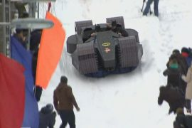 Фестиваль «Battle Сани» прошёл в Москве