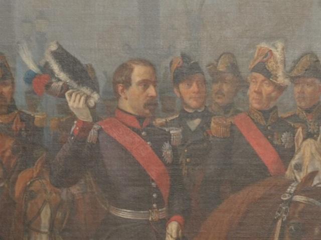 Картины и письма Наполеона III выставят на аукцион
