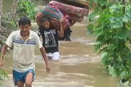 Наводнение в Перу: сильнейший ливень за полвека