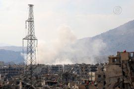 ООН надеется на прекращение огня в Сирии
