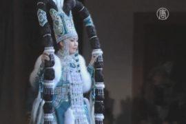 Якутский модельер создает наряды-обереги
