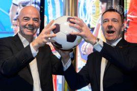 Новый президент ФИФА открыл музей футбола