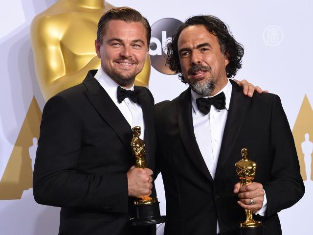 Ди Каприо получил долгожданный «Оскар»