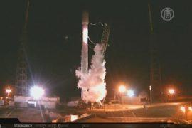SpaceX отменила старт во время финального отсчёта