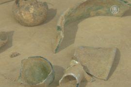 В Иерусалиме нашли винодельню возрастом 1600 лет
