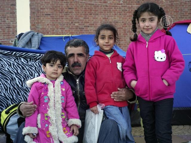В ЕС хотят выделить €700 млн на помощь мигрантам